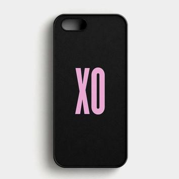 Xo iPhone SE Case