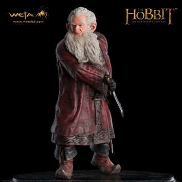The Hobbit Balin the Dwarf 1/6 Scale Statue - OPEN BOX
