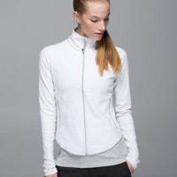 Shape Jacket *Silver