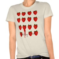 """Nothing is Real..."" Strawberry Fields Forever Tee Shirt"