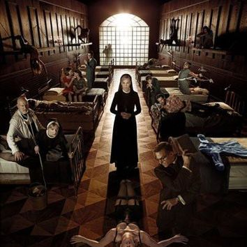 """American Horror Story Poster 16""""x24"""" Poster 16inx24in"""