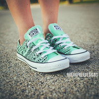 Tribal Converse -Made to Order