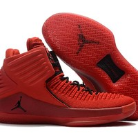 Nike Air Jordan 32 XXXII Retro AJ32 Red Sneaker Shoes US7-12