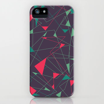 Riot iPhone & iPod Case by Tracie Andrews