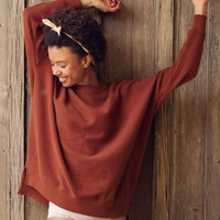 Aerie Hometown Sweatshirt, Koko Brown