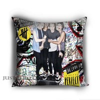 Personalized 5 seconds of summer 5sos Pillow case - Justvero