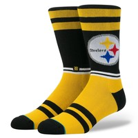 STANCE - PITTSBURGH STEELERS LOGO SOCKS