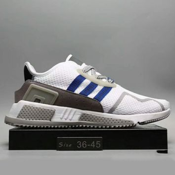 ADIDAS EQT CUSHION ADV Women Running Sport Casual Shoes NMD Sneakers Blue Line G-A0-HXYDXPF