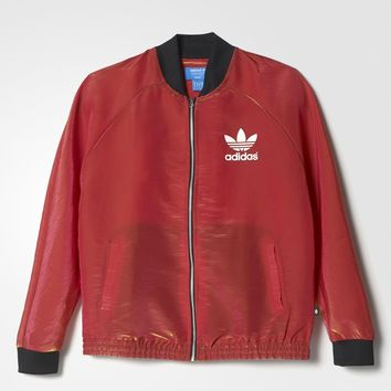 adidas Space Shifter Superstar Track Jacket - Multicolor | adidas US