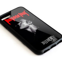 Justin Bieber Purpose Tour iPhone 6 6s 7 8 X S7 S8 Plus Edge Note Hard Case
