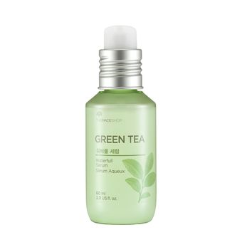 [THE FACE SHOP] Green Tea Waterfull Serum