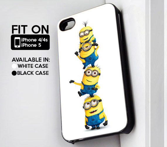 Despicable Me Minions Iphone 4 4s Or From Athenagadget