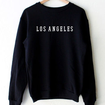 Los Angeles Oversized Sweater