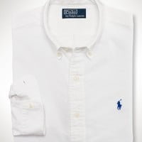 Custom-Fit Surf-Wash Oxford