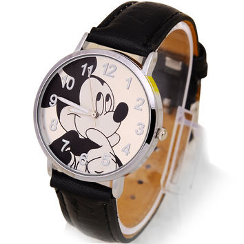 Stylish Mickey Mouse Watch