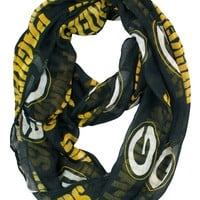 Green Bay Packers Infinity Scarf