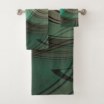 Greenway Bath Towel Set