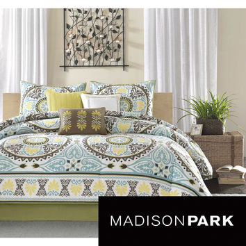 Madison Park Bali 7-piece Comforter Set | Overstock.com