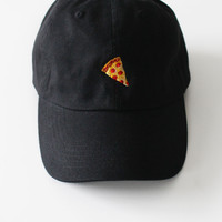 Pizza Cap - Black