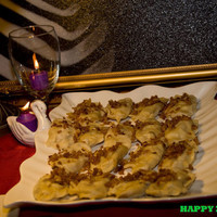 Vegan Russian  Pierogies, love,natural and healthy ingredients,birthday,wedding.
