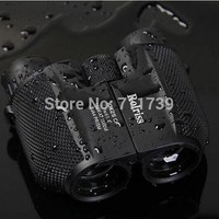 High End Tactical Level Waterproof Lll Night Vision 12x25 Df Hunting Tactical Binocular Telescope Free Shipping