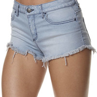 LEE RUNAWAY SHORT - FADED BLUE