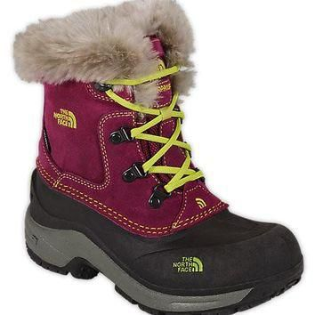 KIDS THE NORTH FACE MCMURDO BOOTS