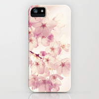 cherry blossoms iPhone Case by Sylvia Cook Photography
