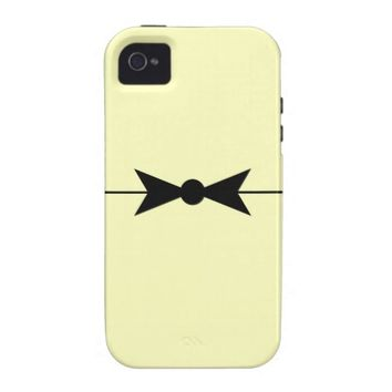 Vintage Bow Phone Case iPhone 4 Covers