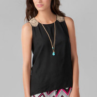 CANUTILLO BEADED TANK