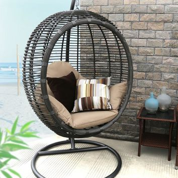 Swing Chair with Stand