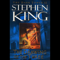 The Drawing of the Three (Dark Tower) by Stephen King (Large Paperback)
