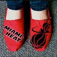 Miami Heat TOMS