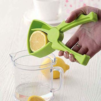 Lemon Juice Citrus Presser Hand Fruit Juicer