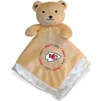 Kansas City Chiefs NFL Infant Security Blanket (14 in x 14 in)