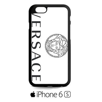 Versace White iPhone 6S  Case