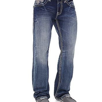 Rock Revival Hercules Relaxed Straight Jean