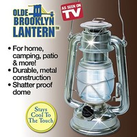 Olde Brooklyn Lantern | deviazon.com