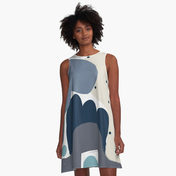 'Untitled' A-Line Dress by HaloCalo
