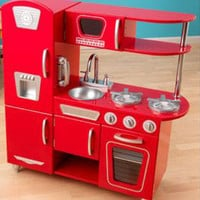 Red Vintage Kitchen - Products - Dwell
