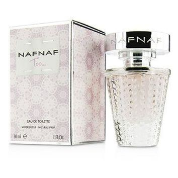 Naf-Naf Too Eau De Toilette Spray Ladies Fragrance