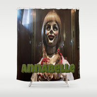 Annabelle Shower Curtain by Store2u