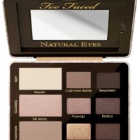 Too Faced Natural Eye Neutral Eye Shadow Collection | macys.com