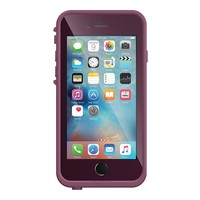 Lifeproof 77-52562 Fre Series Waterproof Case for iPhone 6 Plus/6s Plus ONLY- Crushed (Stomp Purple/paddle Purple/sky Fly Blue) - Retail Packaging