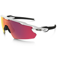 Oakley Polished White/Prizm Field Radar EV Pitch PRIZM Field