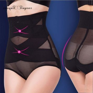 New Hot Women Body Shapers Waist Cincher Trainer Shorts Adjustable Hip Lift Sexy High waist Control Panties