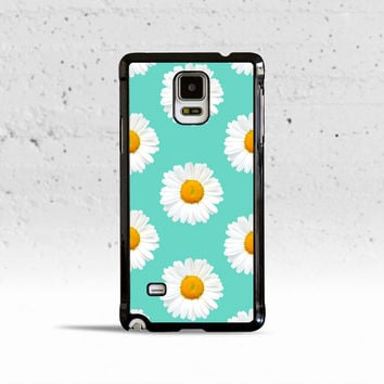 Lovely Daisies Case Cover for Samsung Galaxy S3 S4 S5 S6 Edge Active Mini or Note 1 2 3 4
