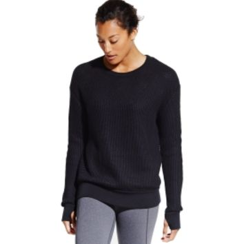 CALIA by Carrie Underwood Women's Effortless Open Back Sweater | DICK'S Sporting Goods