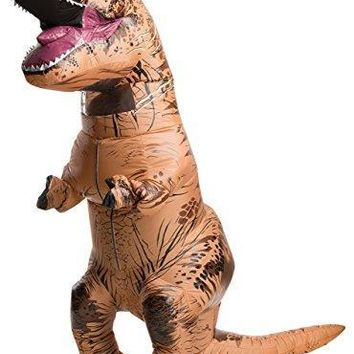 Rubies Costume Co Jurassic World T Rex Inflatable Costume Multi One Size
