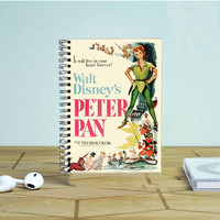 Walt Disney Peter Pan Photo Notebook Auroid